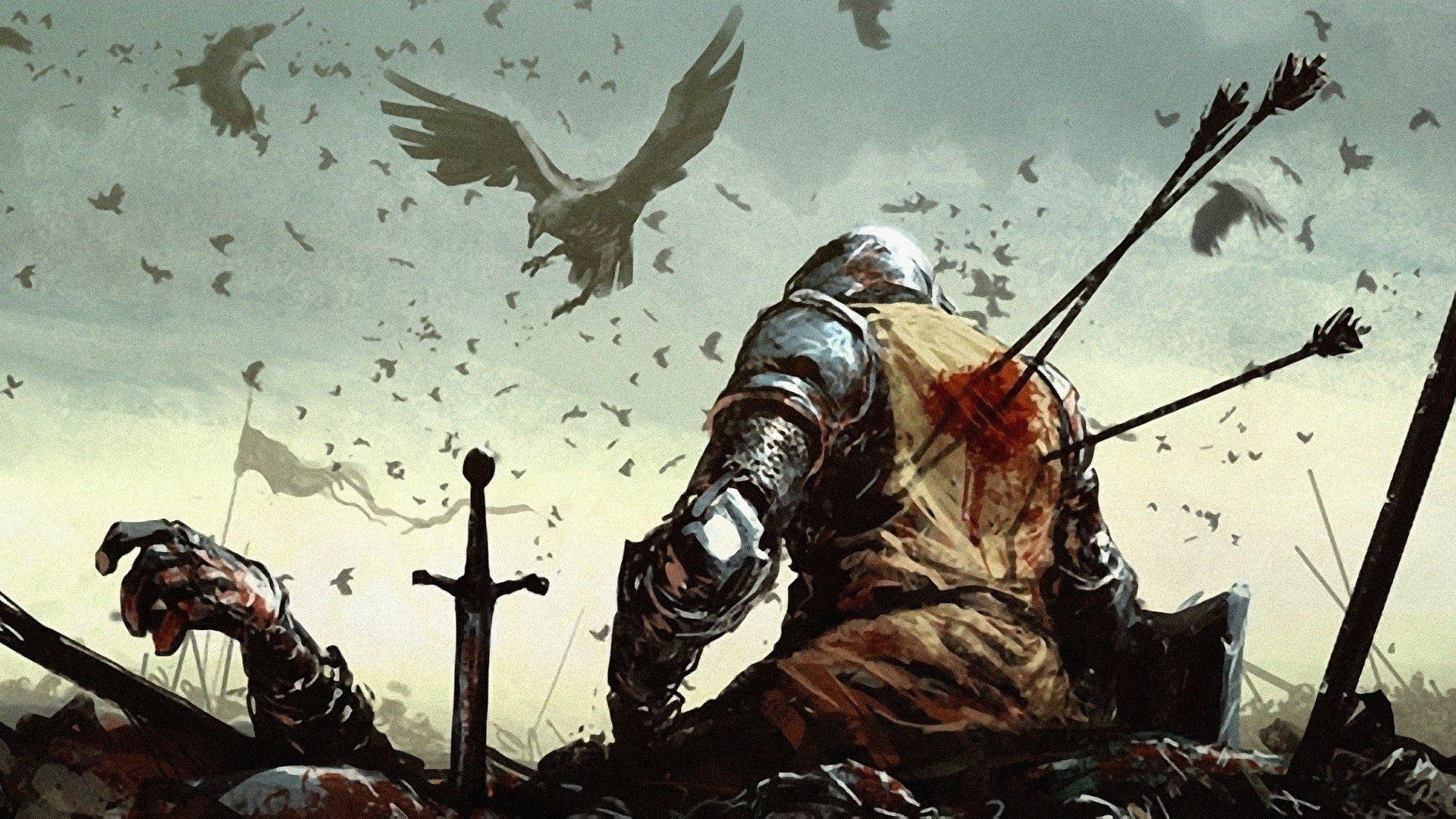 中世、古代の装備や兵器の解説